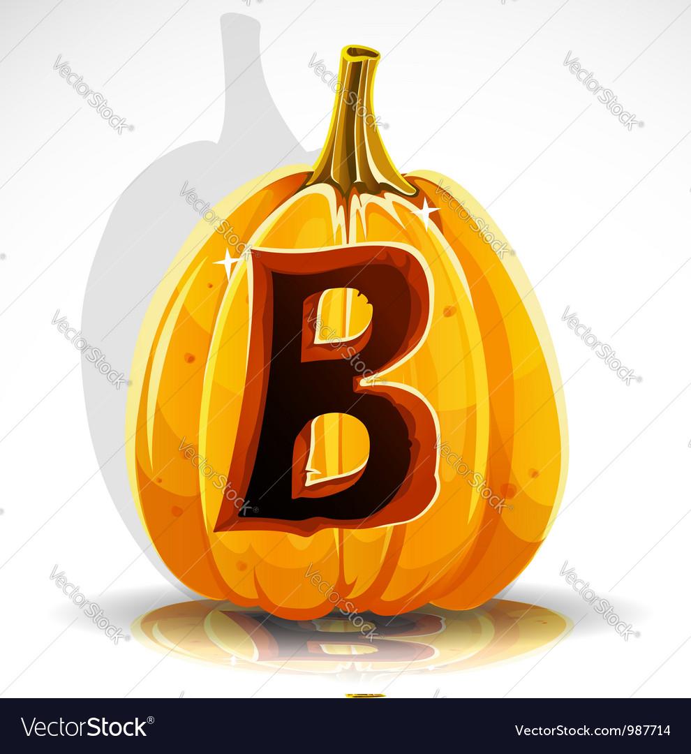 Halloween pumpkin b vector   Price: 1 Credit (USD $1)