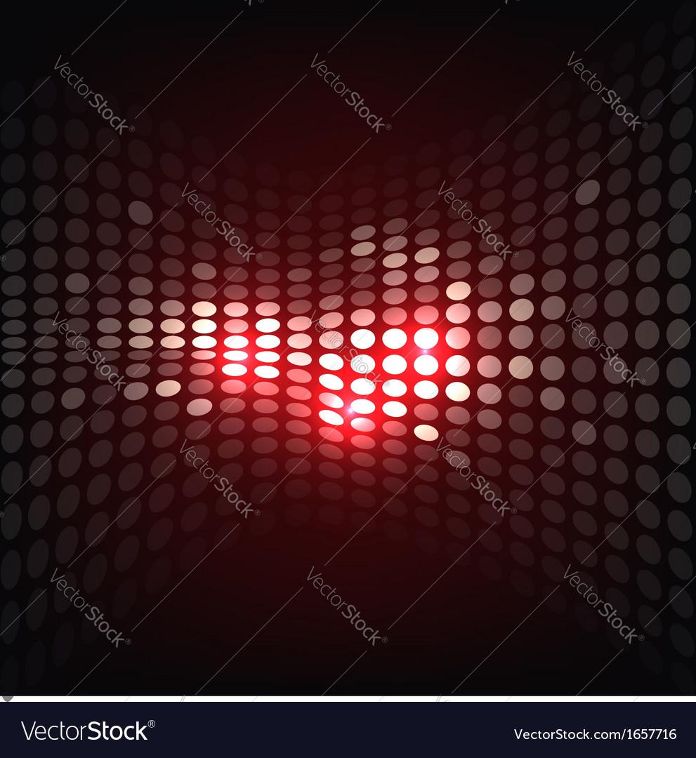 Disco lights 2 vector | Price: 1 Credit (USD $1)