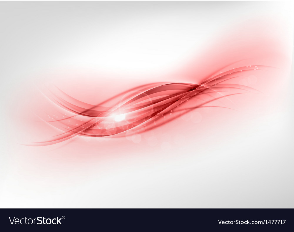 Abstract red center vector | Price: 1 Credit (USD $1)