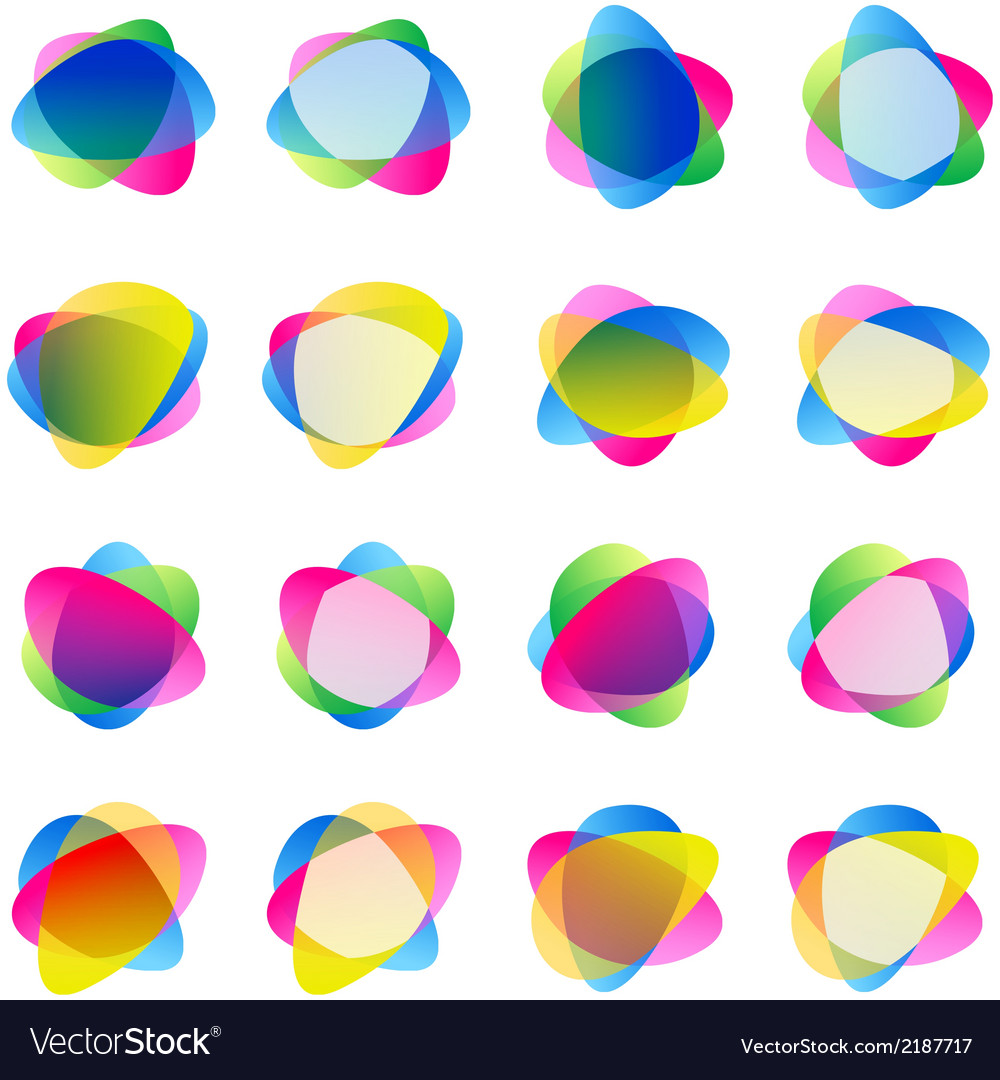 Color medals stickers labels vector   Price: 1 Credit (USD $1)
