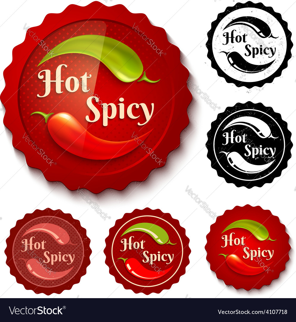 Chili banner vector | Price: 1 Credit (USD $1)