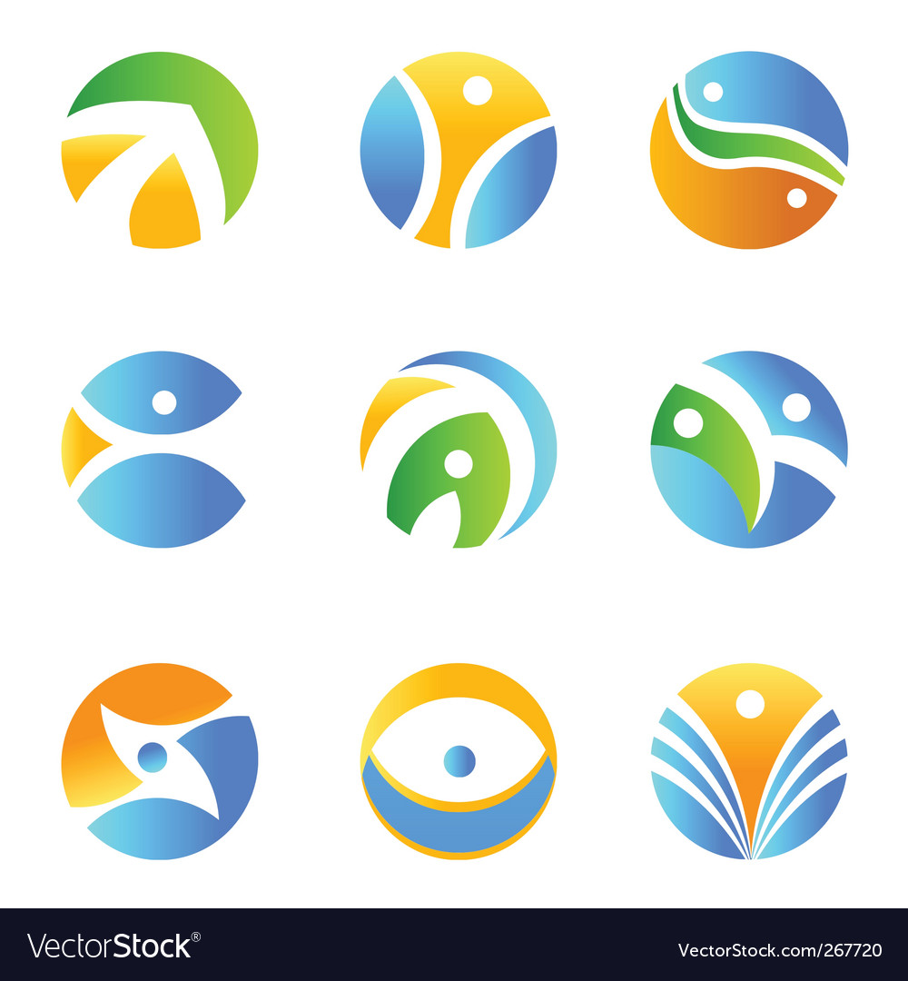 Symbol design element vector | Price: 1 Credit (USD $1)
