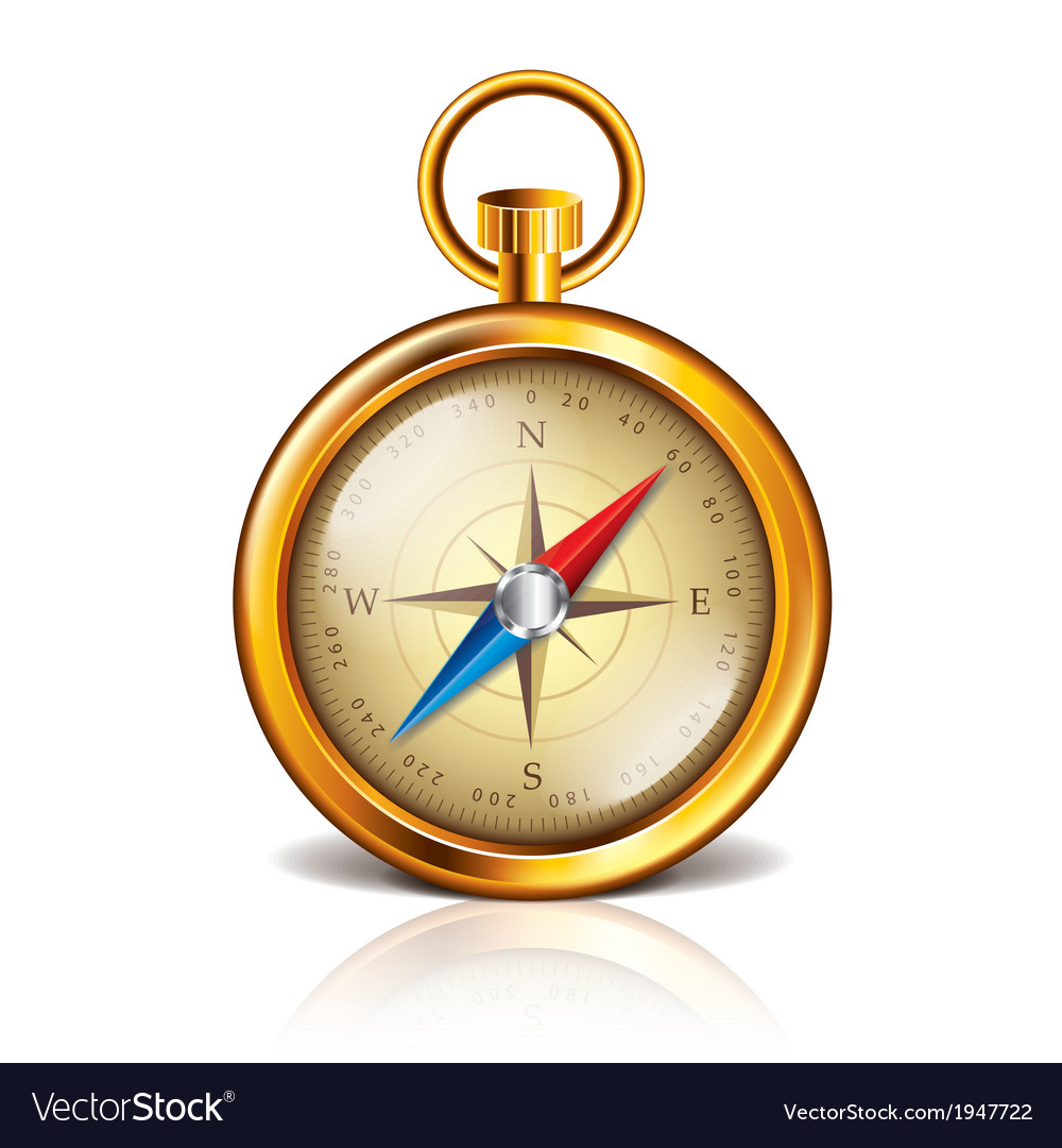 Object compass vector | Price: 1 Credit (USD $1)