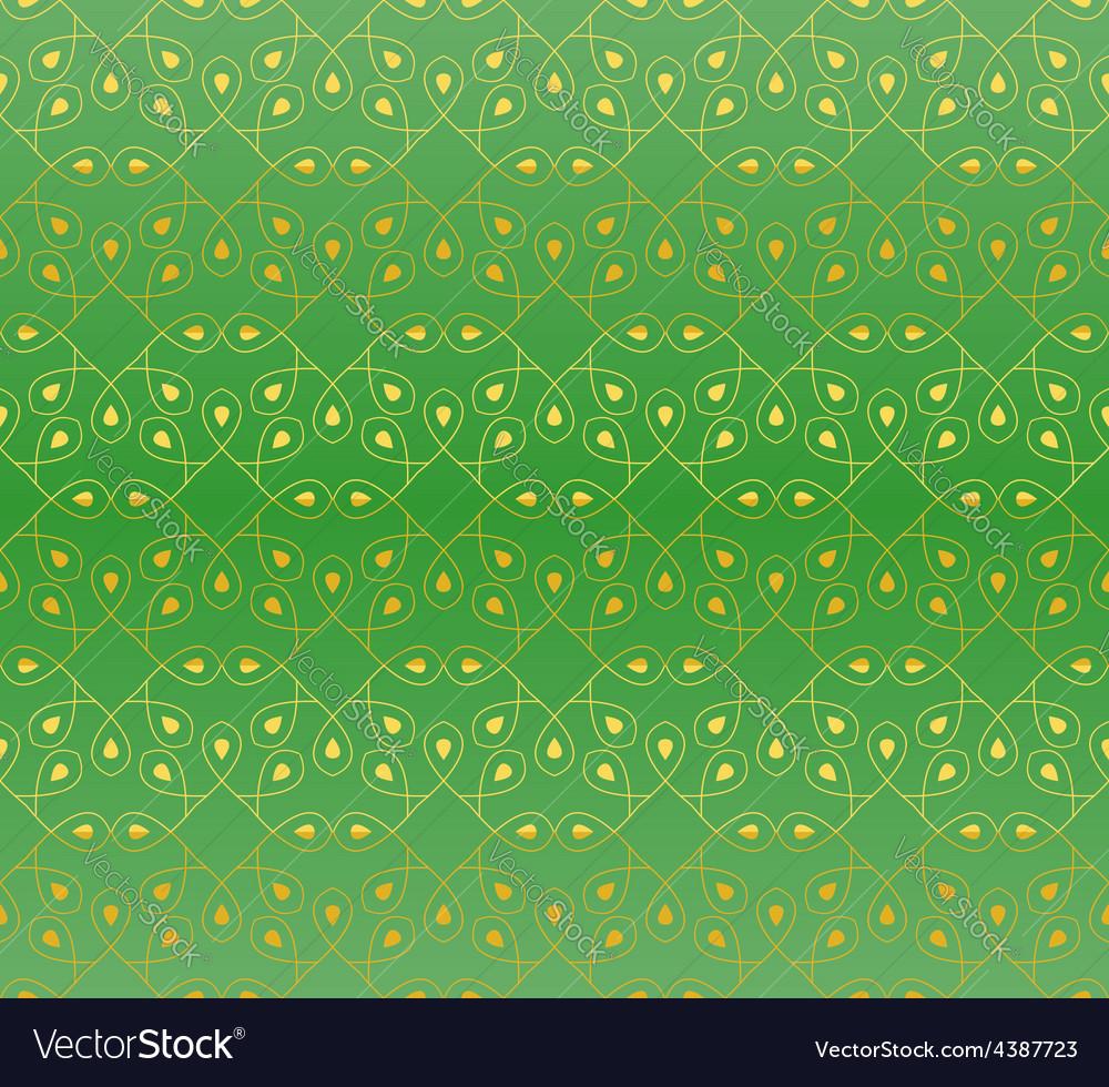 Seamless geometric ornament vector | Price: 1 Credit (USD $1)
