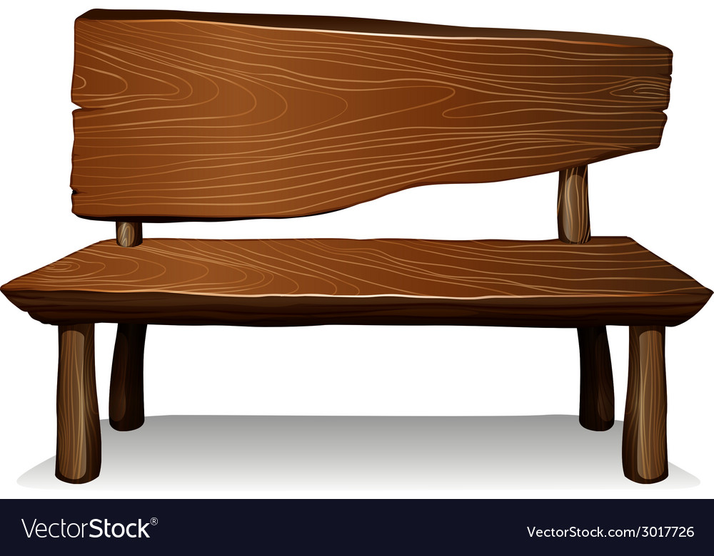 A wooden furniture vector | Price: 1 Credit (USD $1)