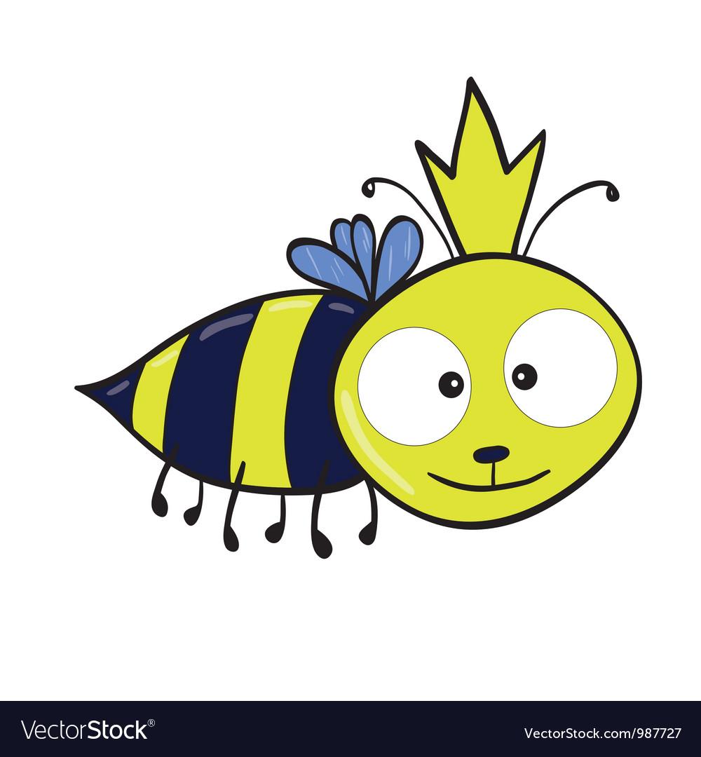 Queen bee vector | Price: 1 Credit (USD $1)