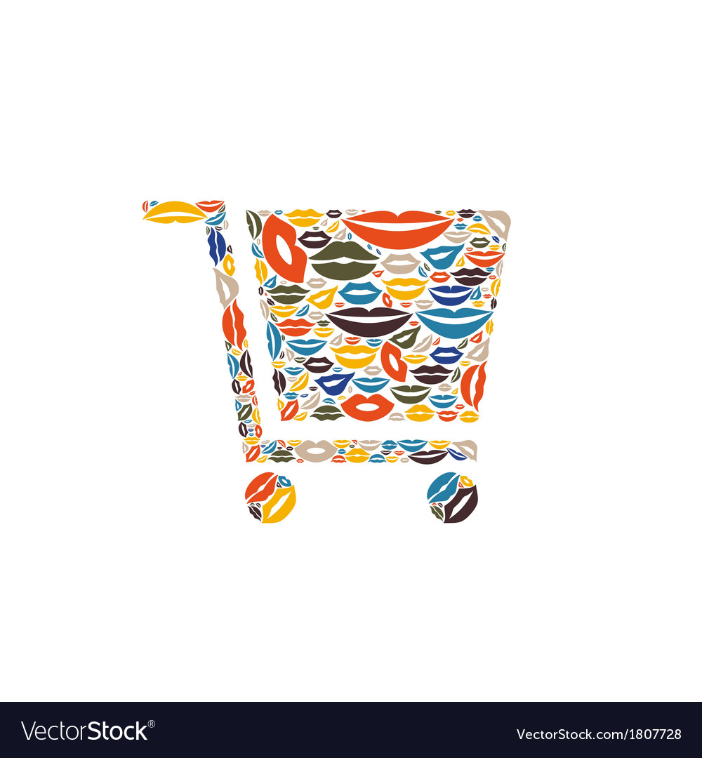 Cart a lip vector   Price: 1 Credit (USD $1)