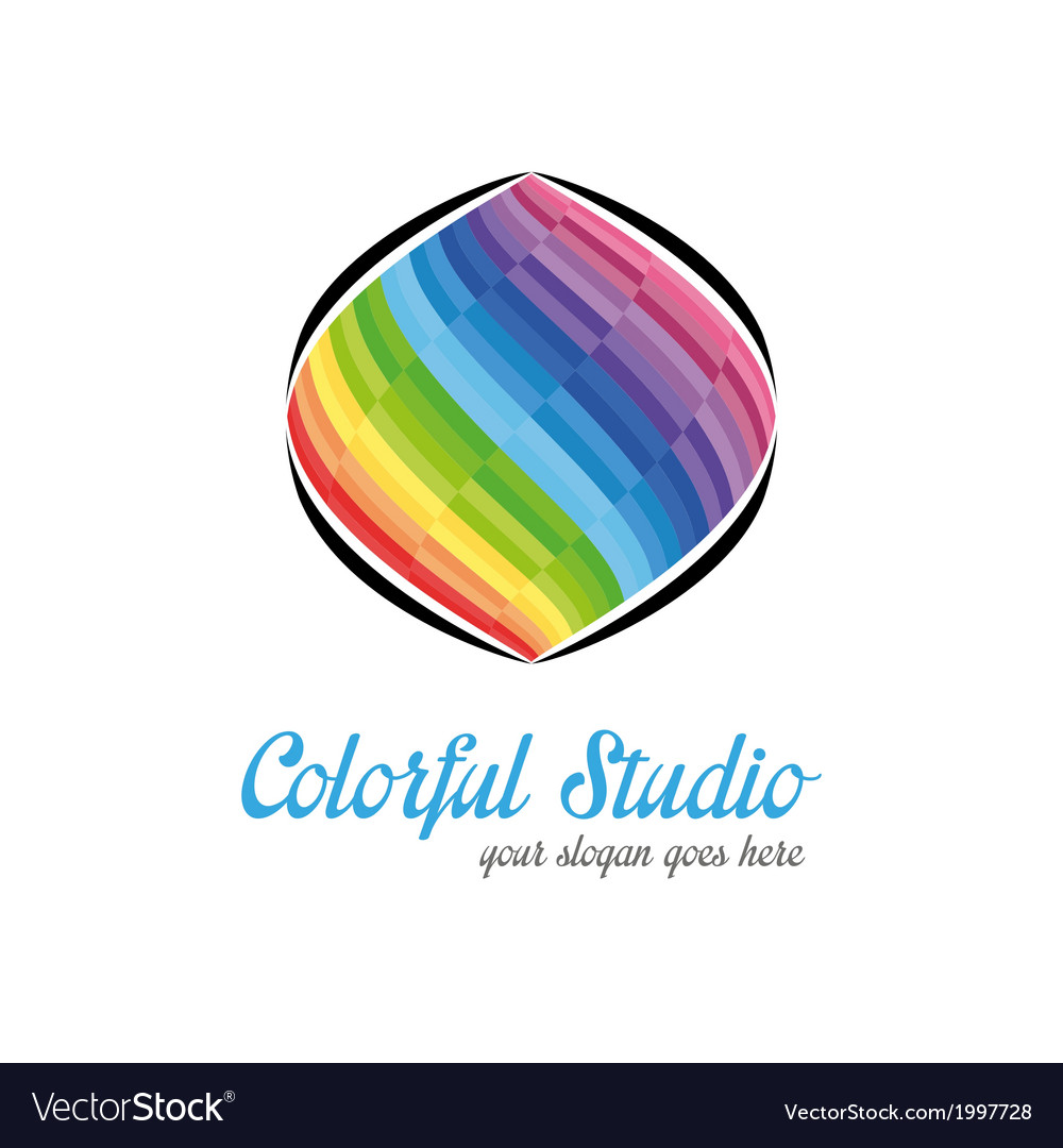 Creative studio logo templates vector | Price: 1 Credit (USD $1)