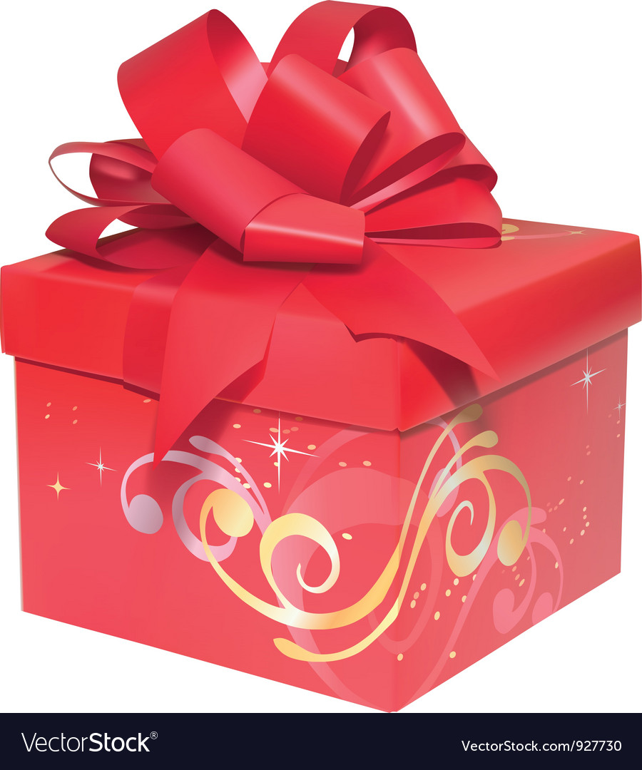 Giftbox vector | Price: 3 Credit (USD $3)