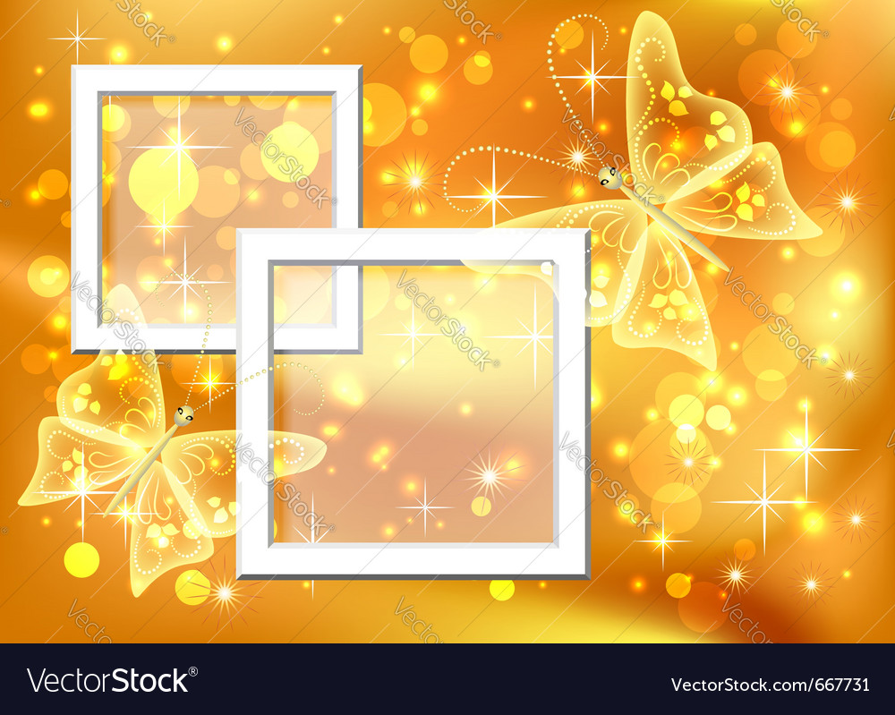 Design photo frames vector | Price: 1 Credit (USD $1)