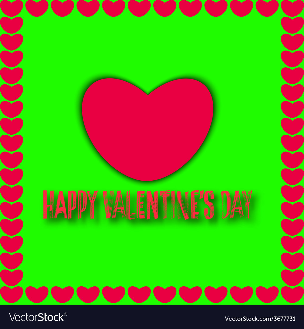 Valentines day modern abstract background with red vector   Price: 1 Credit (USD $1)