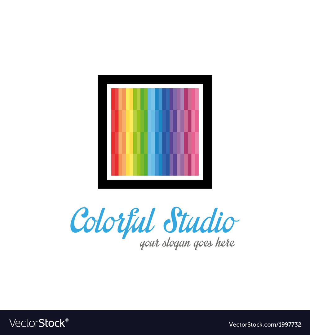 Creative studio logo templates vector   Price: 1 Credit (USD $1)