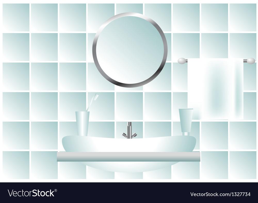 Bathroom vector | Price: 1 Credit (USD $1)