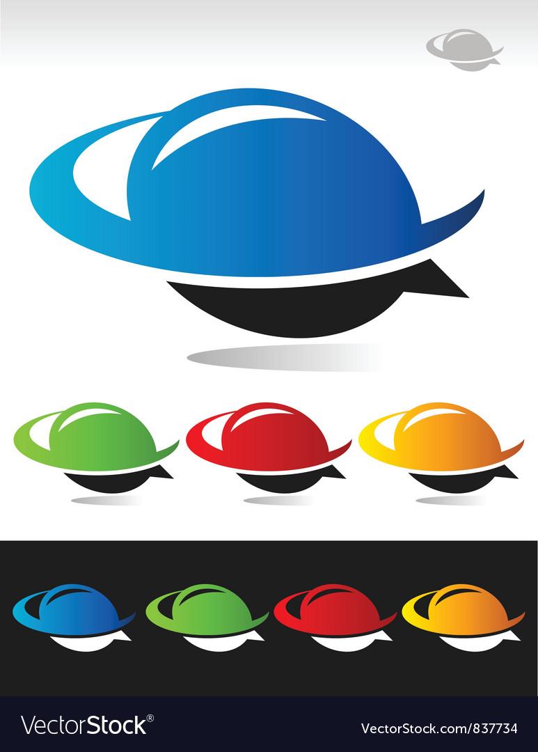 Swoosh bubble logo icon vector   Price: 1 Credit (USD $1)