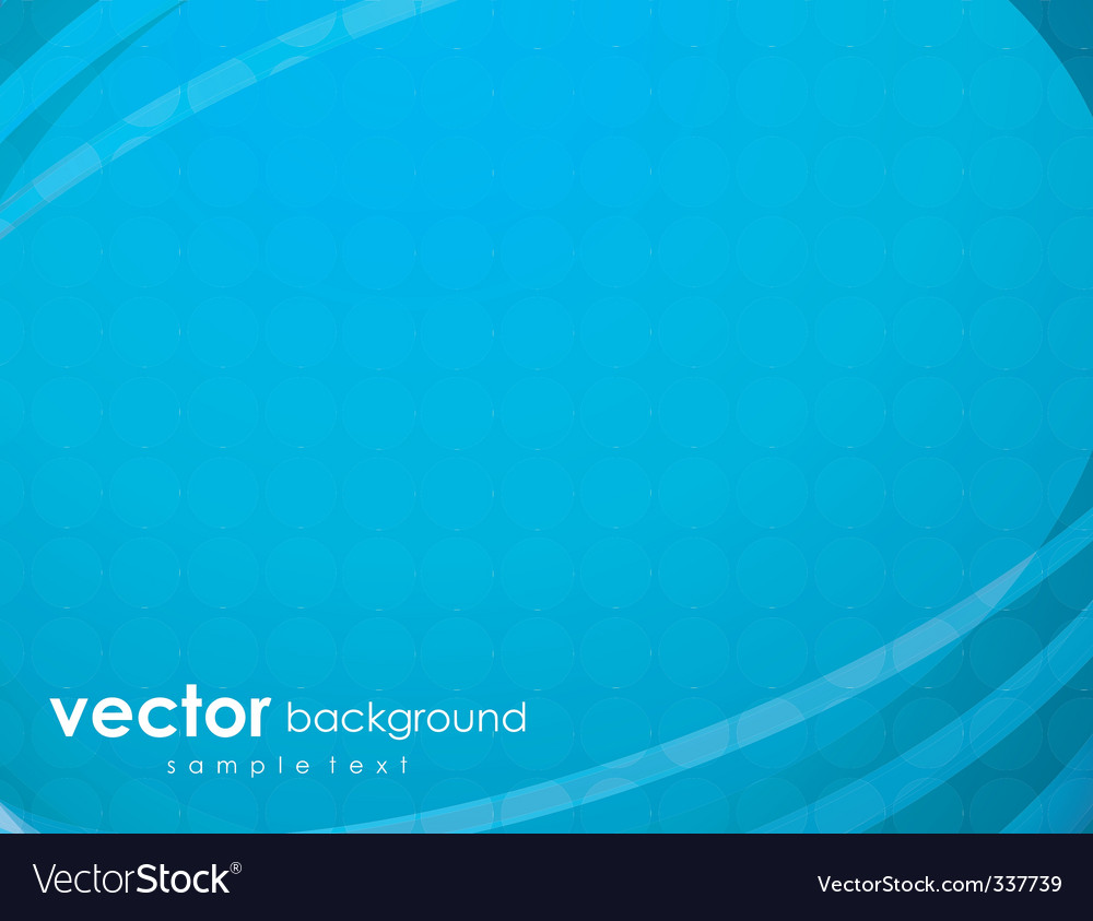 Aqua elements background vector | Price: 1 Credit (USD $1)