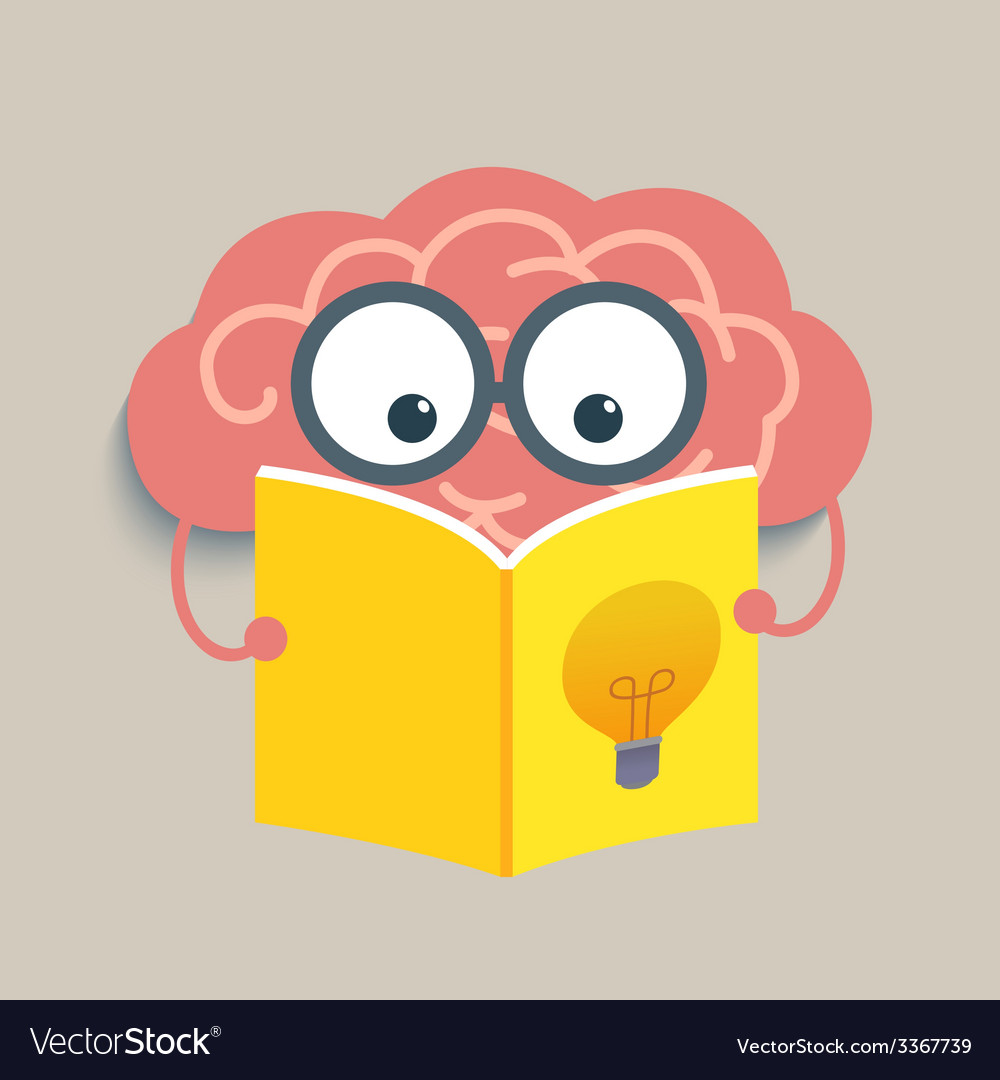 Brain read vector | Price: 1 Credit (USD $1)