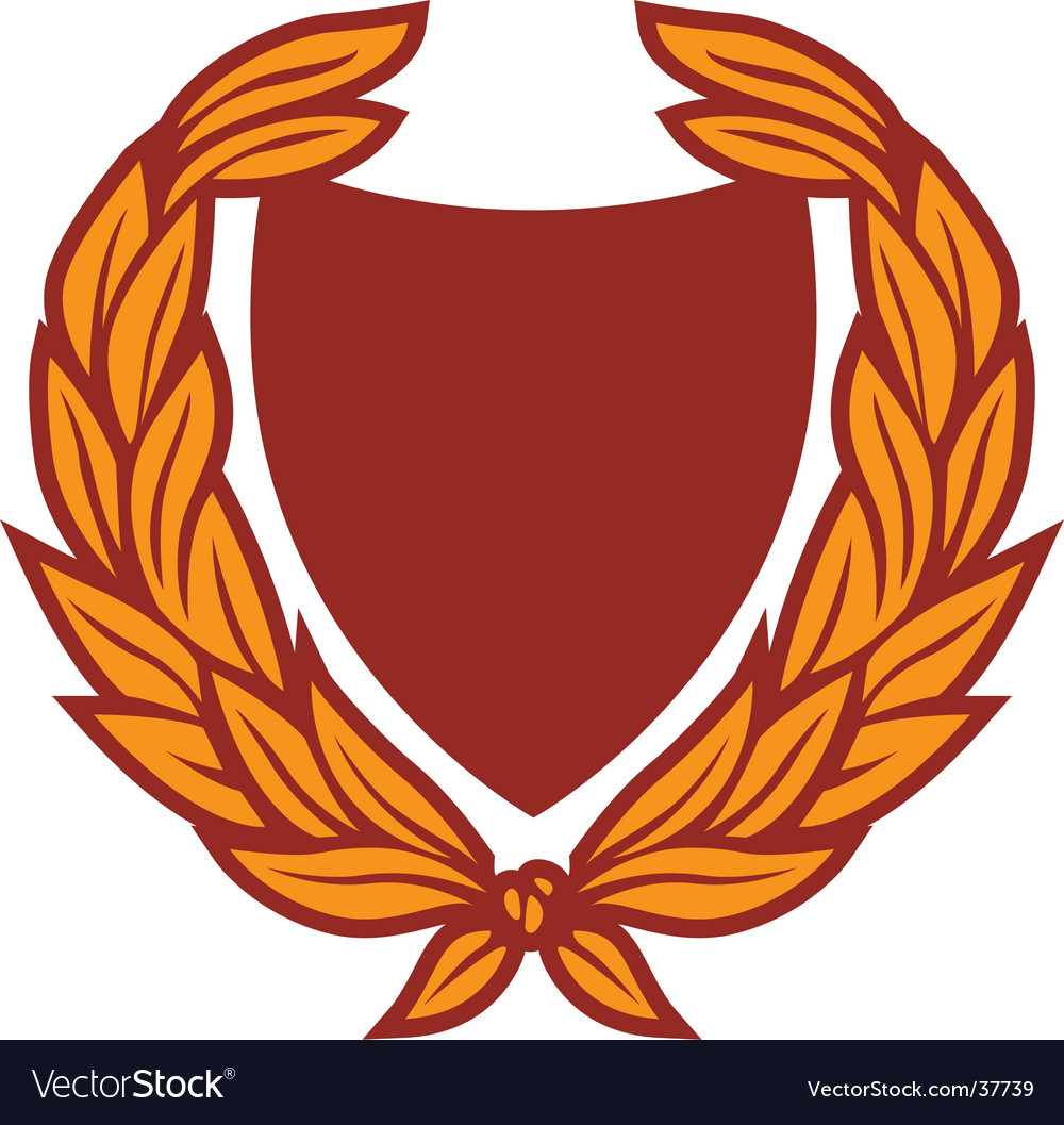 Crest vector | Price: 1 Credit (USD $1)