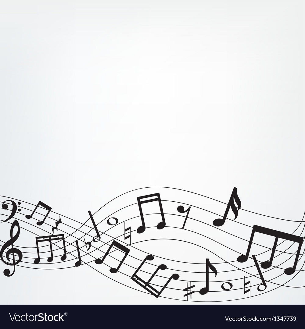 Music notes vector   Price: 1 Credit (USD $1)