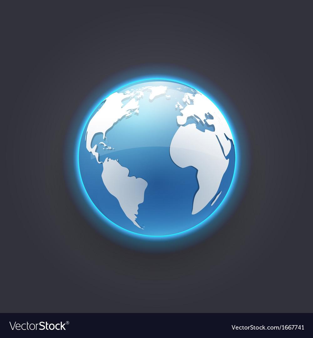 Planet vector | Price: 1 Credit (USD $1)