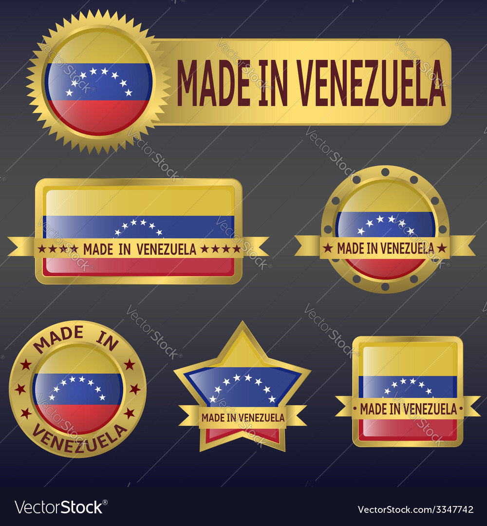 Made in venezuela vector | Price: 3 Credit (USD $3)