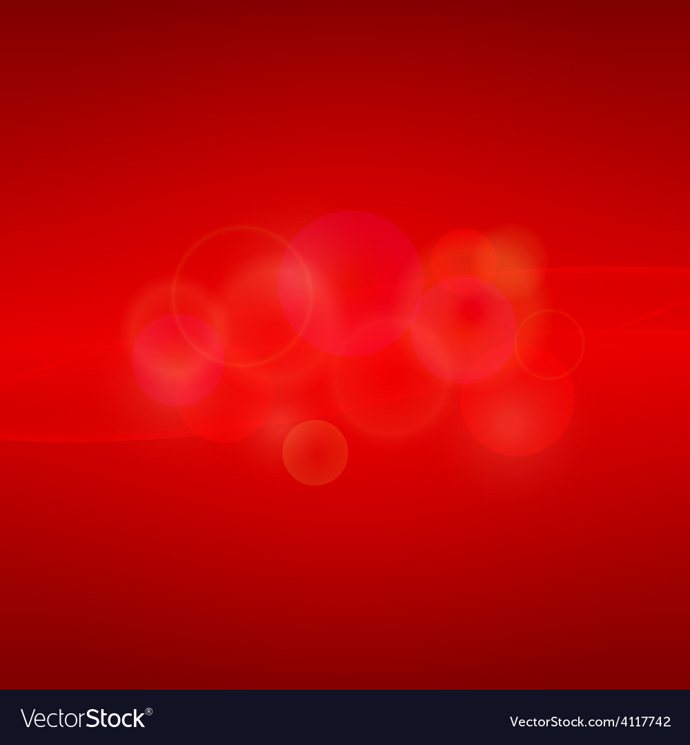 Red abstract background with light vector | Price: 1 Credit (USD $1)