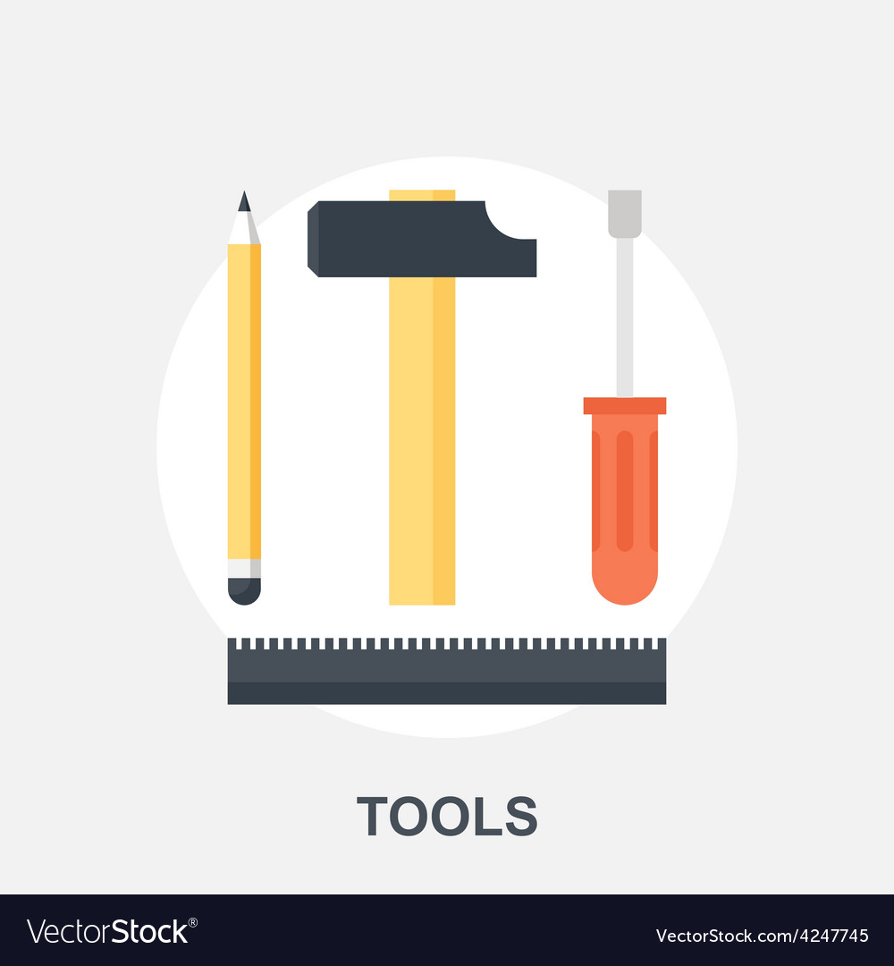 Design and development tools vector | Price: 1 Credit (USD $1)
