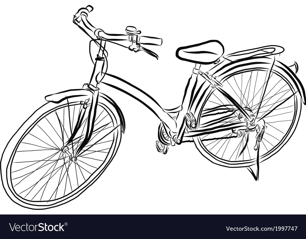 Bicycle2 vector | Price: 1 Credit (USD $1)