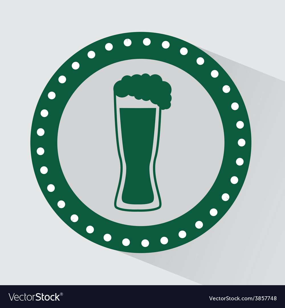 Cold beer vector | Price: 1 Credit (USD $1)