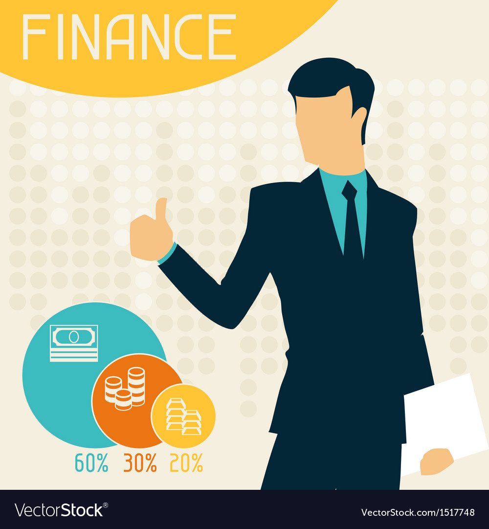 Finance infographics vector | Price: 3 Credit (USD $3)