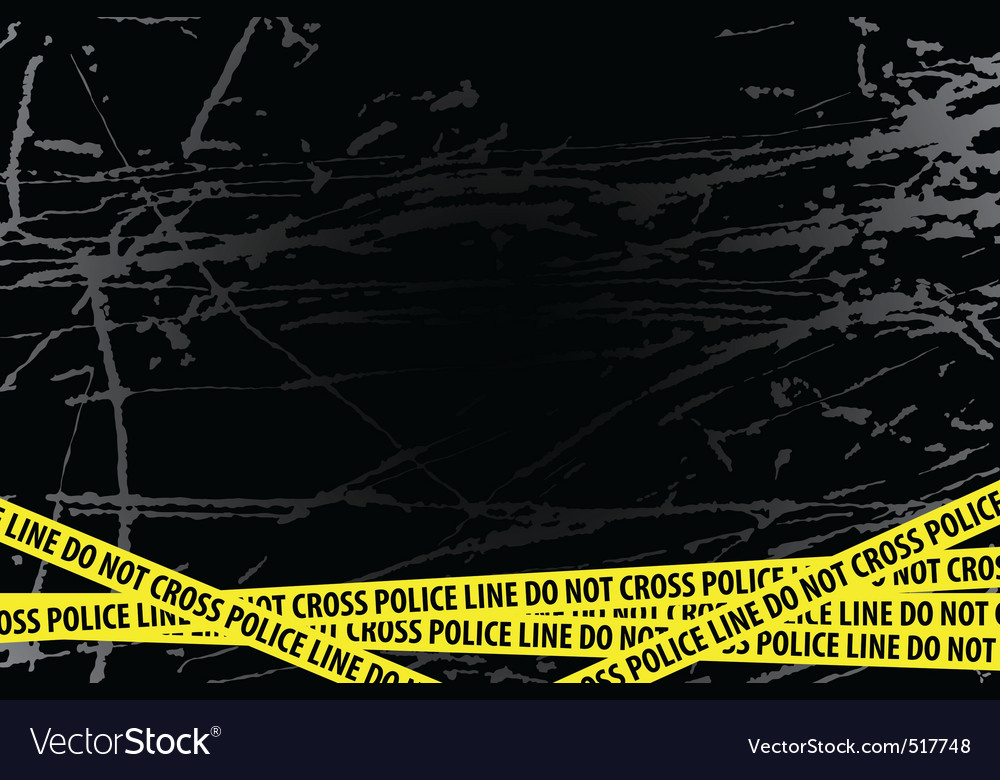 Police investigation vector | Price: 1 Credit (USD $1)
