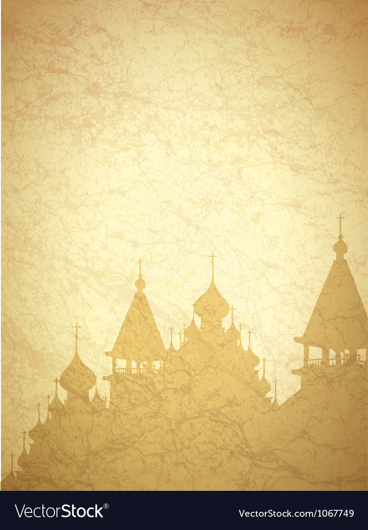 Vintage religion background vector | Price: 1 Credit (USD $1)