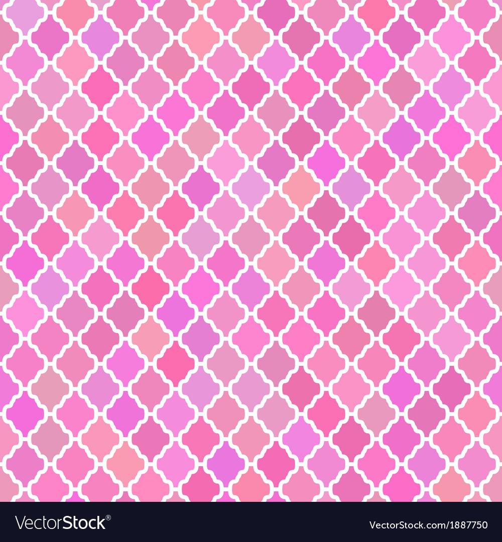 Abstract pattern background in pink colours vector | Price: 1 Credit (USD $1)