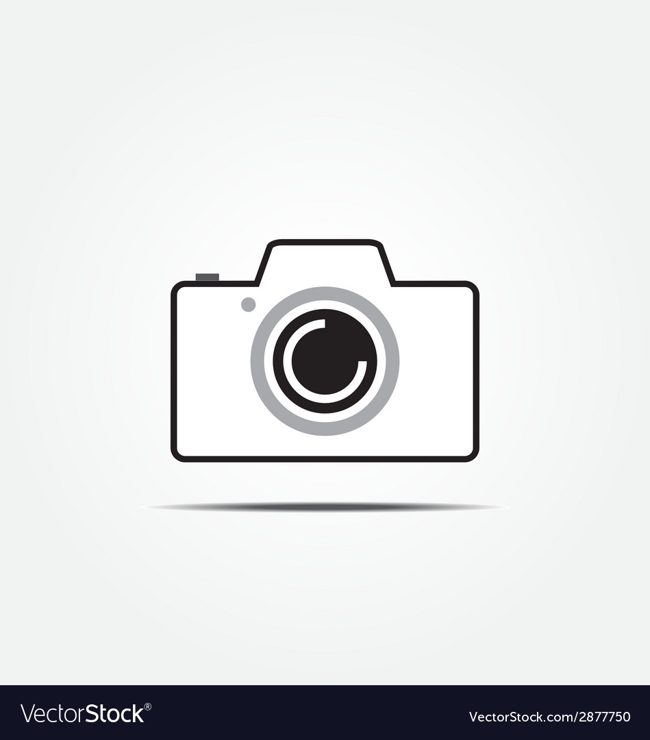 Camera icon2 vector | Price: 1 Credit (USD $1)