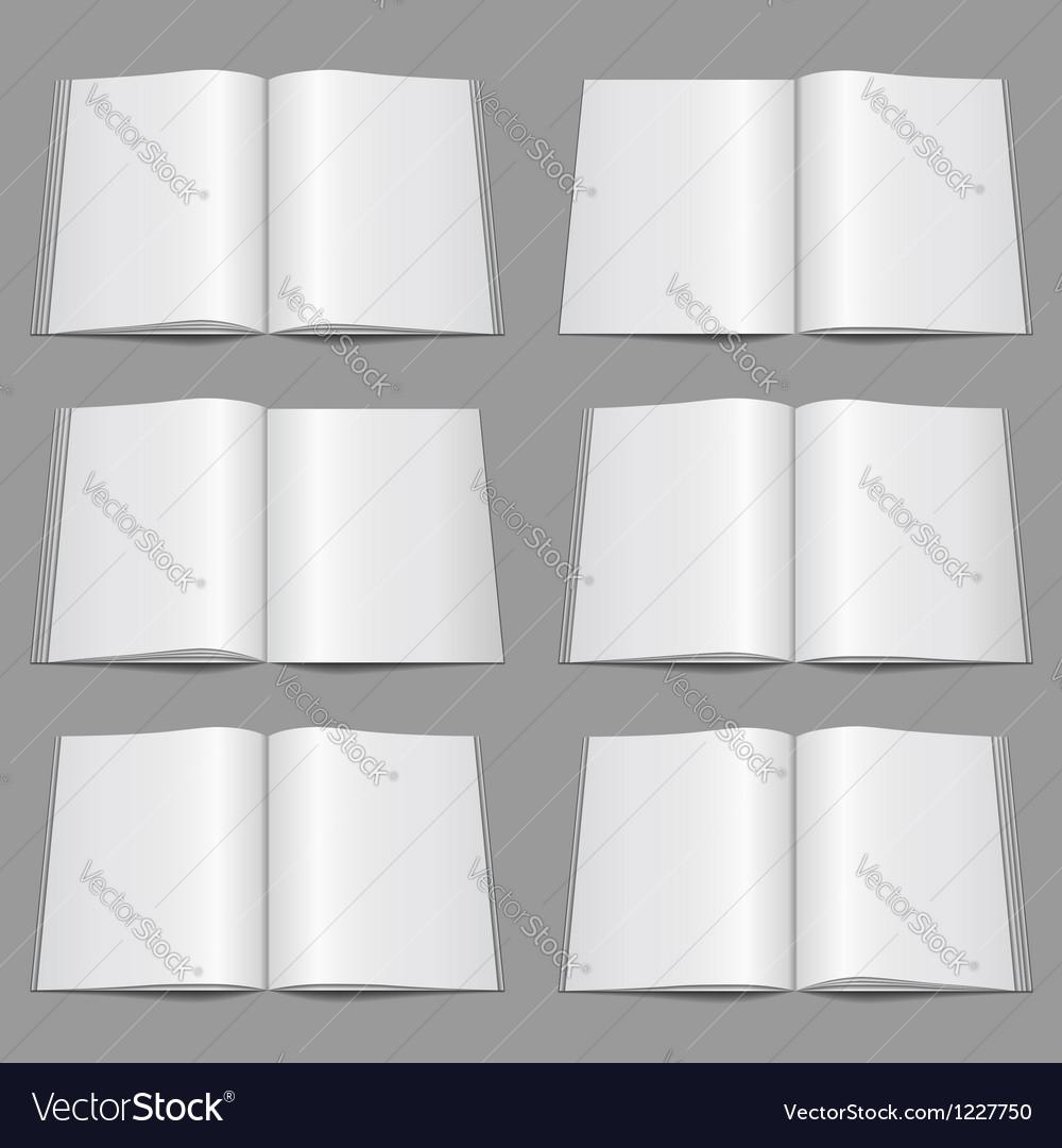 Magazine templates vector   Price: 1 Credit (USD $1)