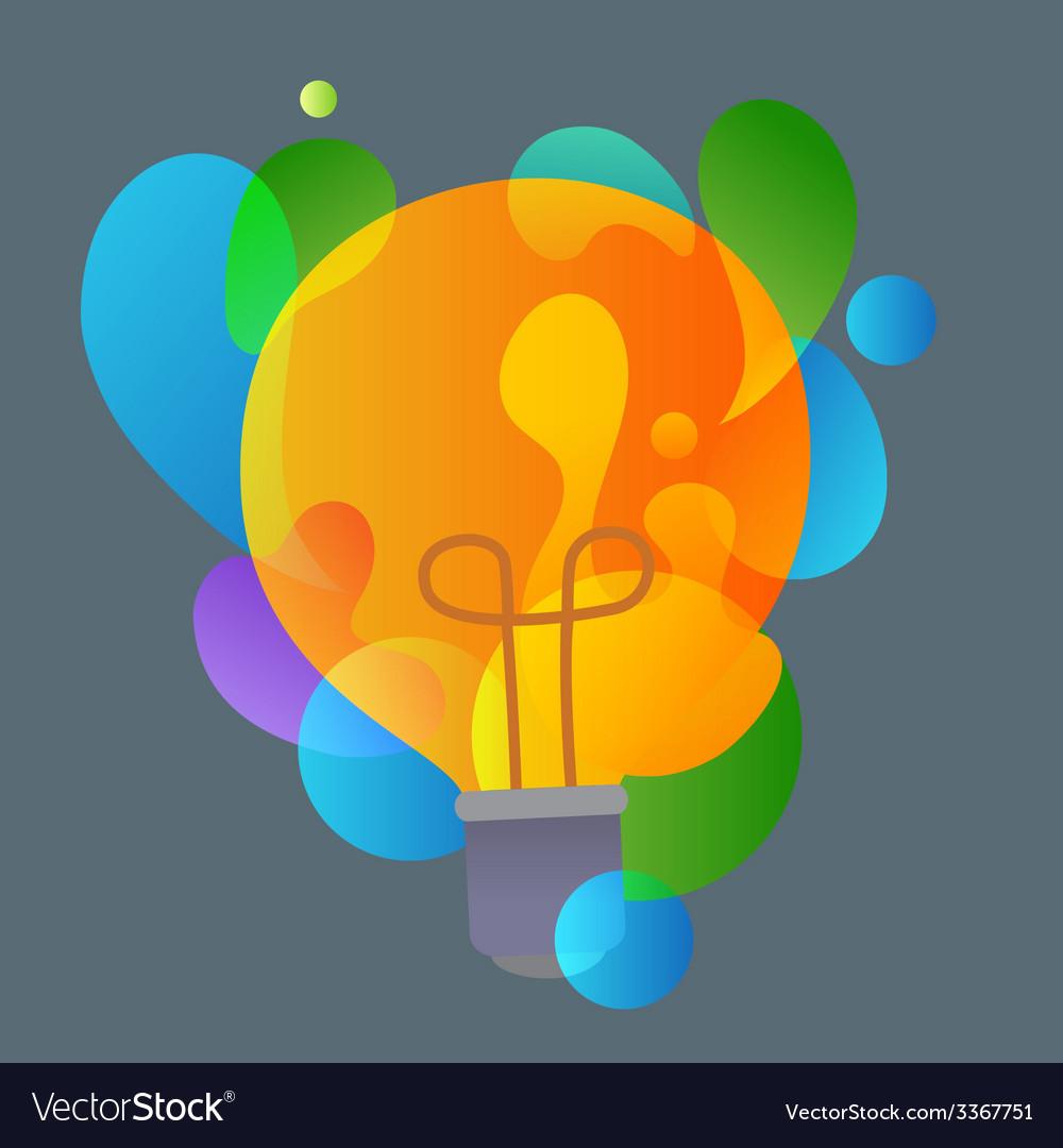 Bulb graphic vector   Price: 1 Credit (USD $1)