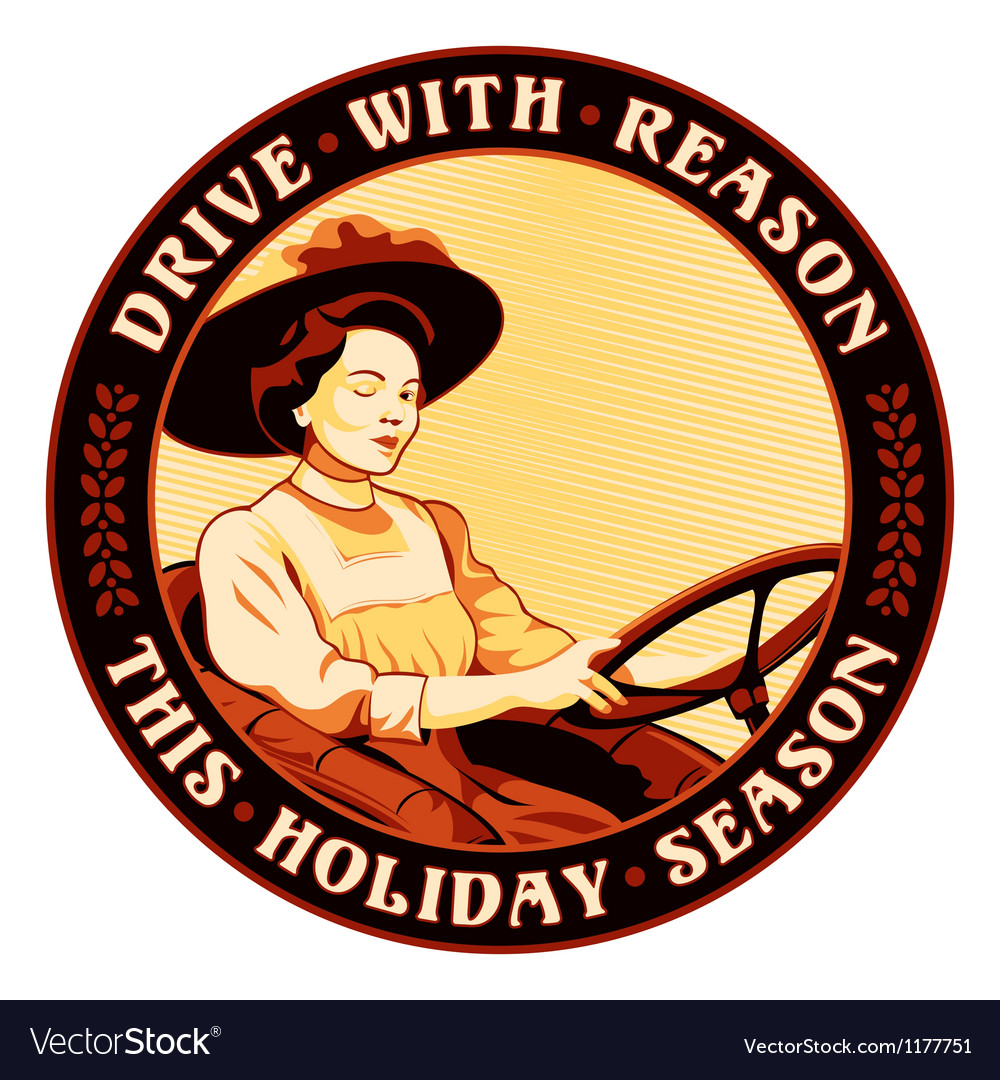 Drive with reason vector | Price: 3 Credit (USD $3)