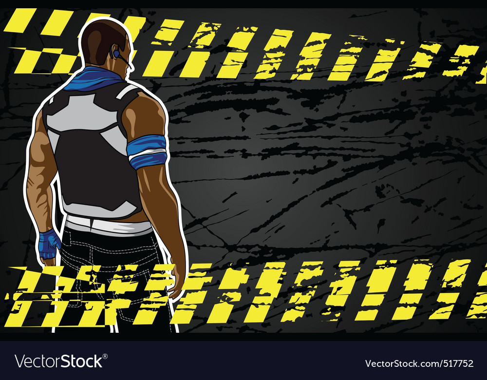 Police investigation vector | Price: 3 Credit (USD $3)