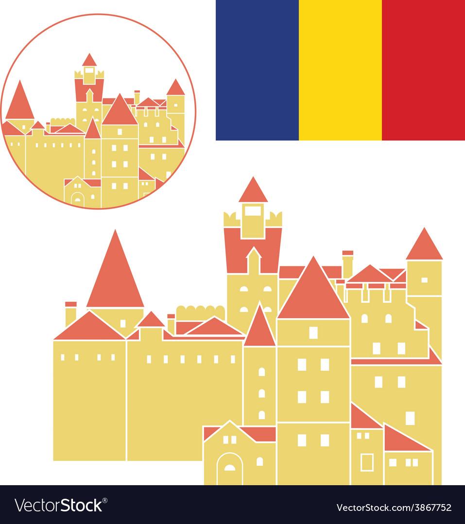Romania vector   Price: 1 Credit (USD $1)