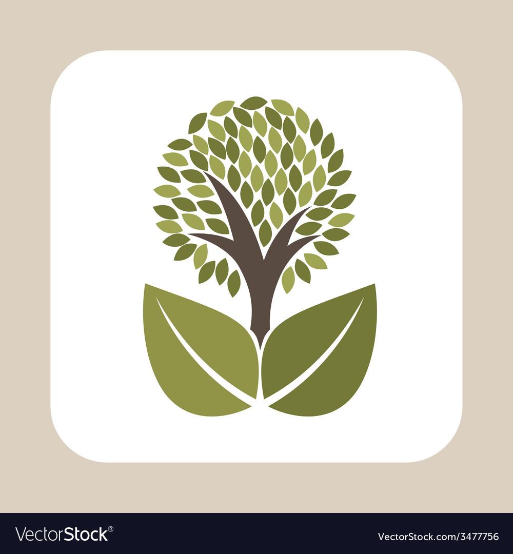 Nature design vector | Price: 1 Credit (USD $1)