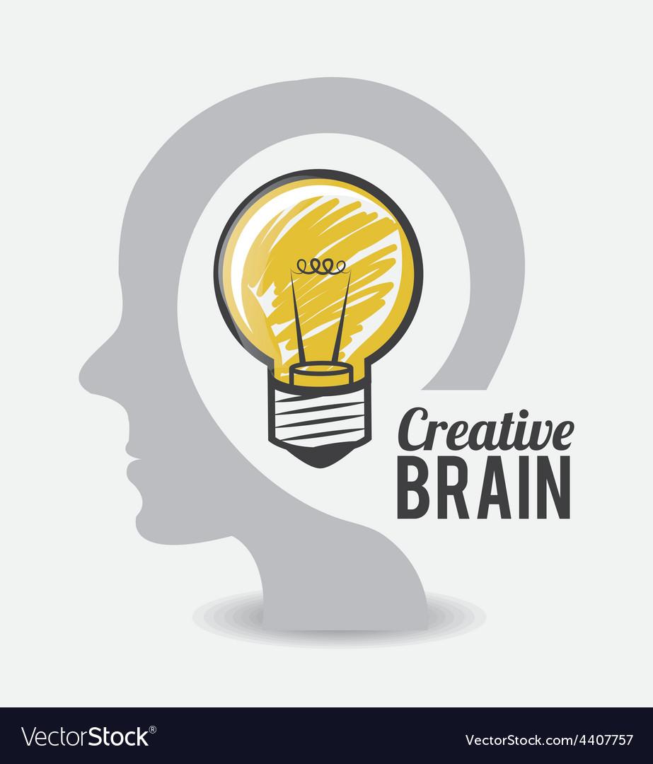 Idea design vector | Price: 1 Credit (USD $1)
