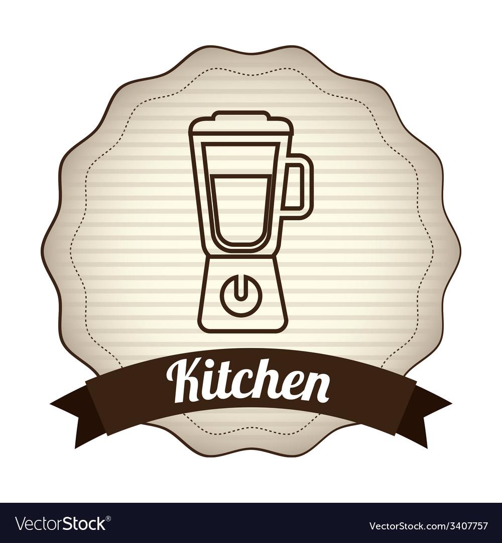 Kitchen design vector   Price: 1 Credit (USD $1)