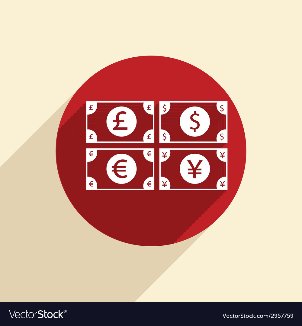 Money bill vector | Price: 1 Credit (USD $1)