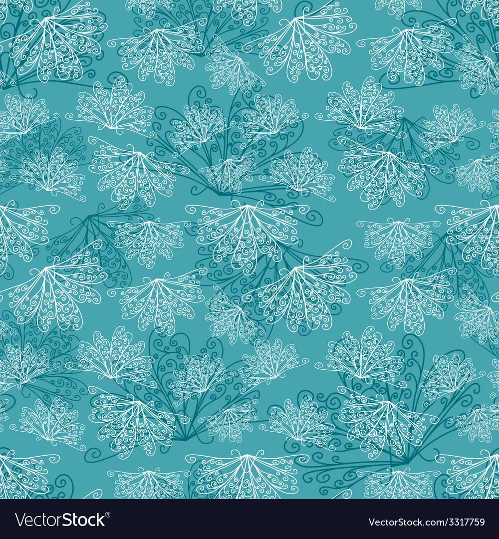 Turquoise abstract pattern vector | Price: 1 Credit (USD $1)