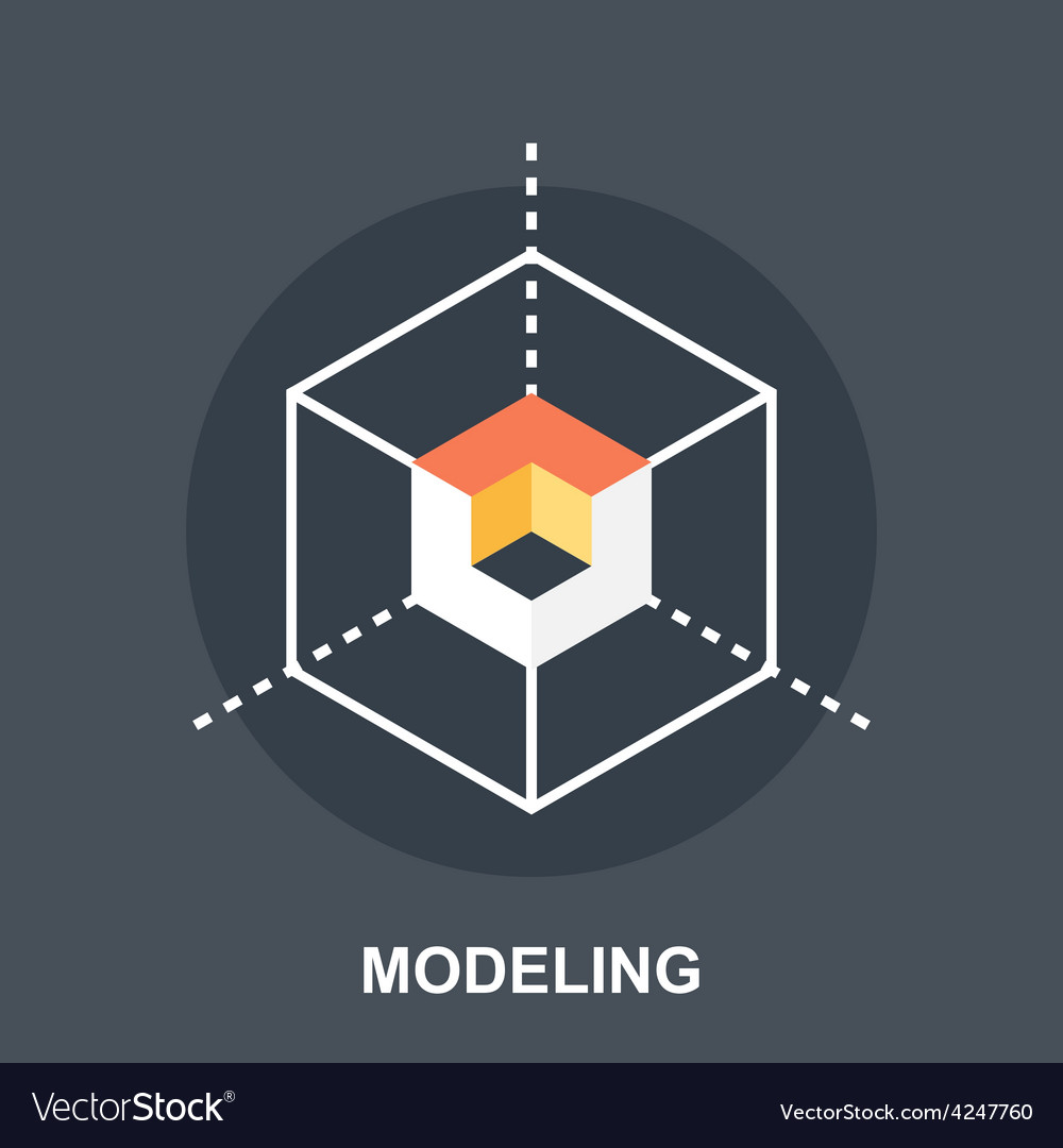 3d modeling vector | Price: 1 Credit (USD $1)