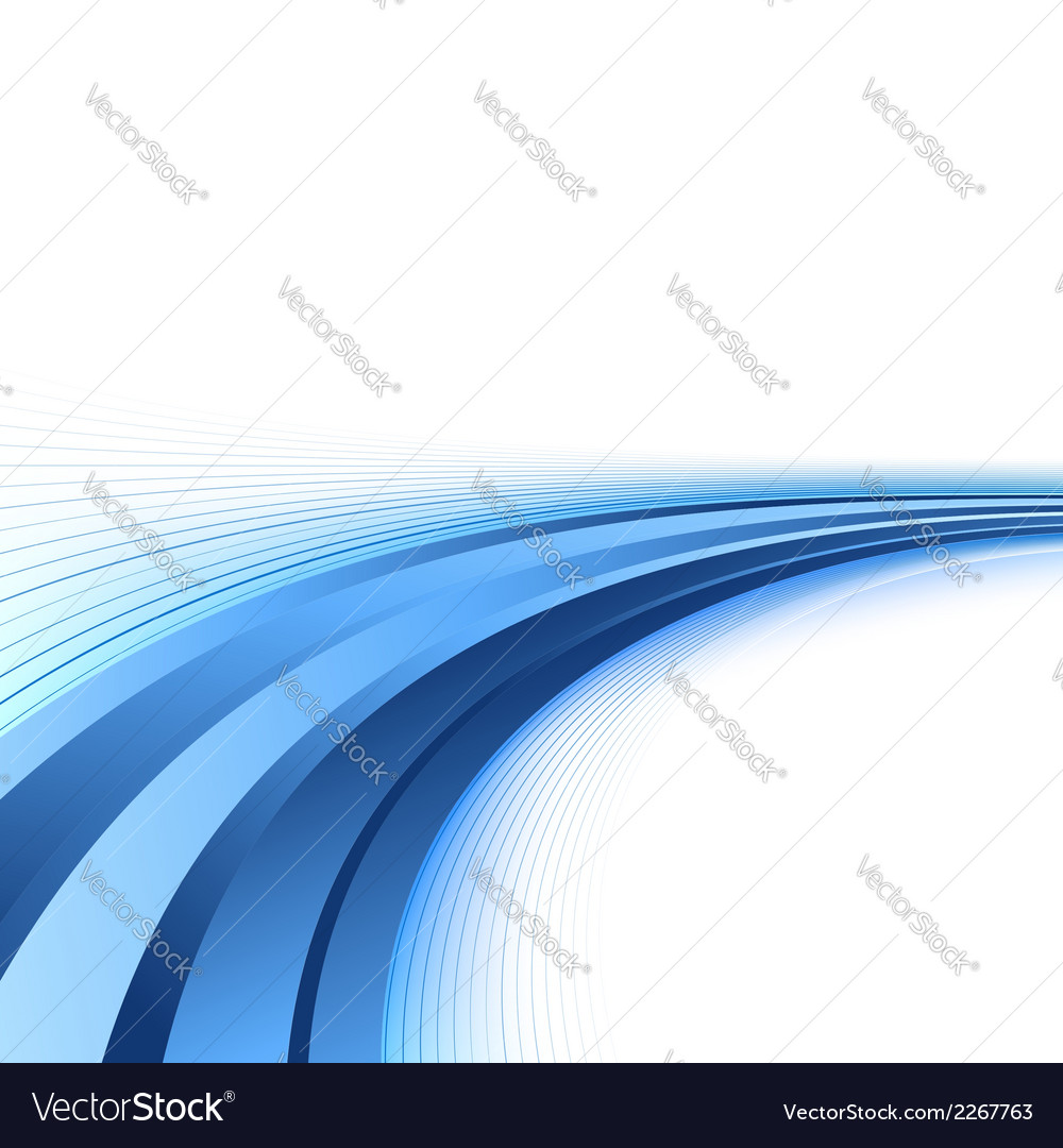 Bright blue lines certificate background vector   Price: 1 Credit (USD $1)