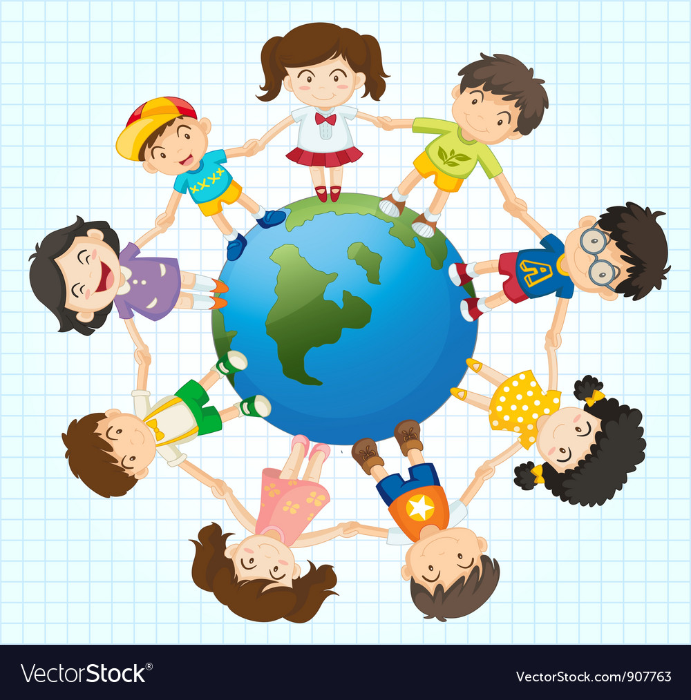 Global diversity vector | Price: 3 Credit (USD $3)