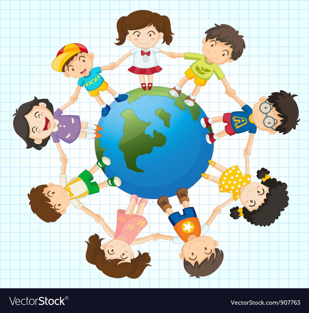 Global diversity vector   Price: 3 Credit (USD $3)