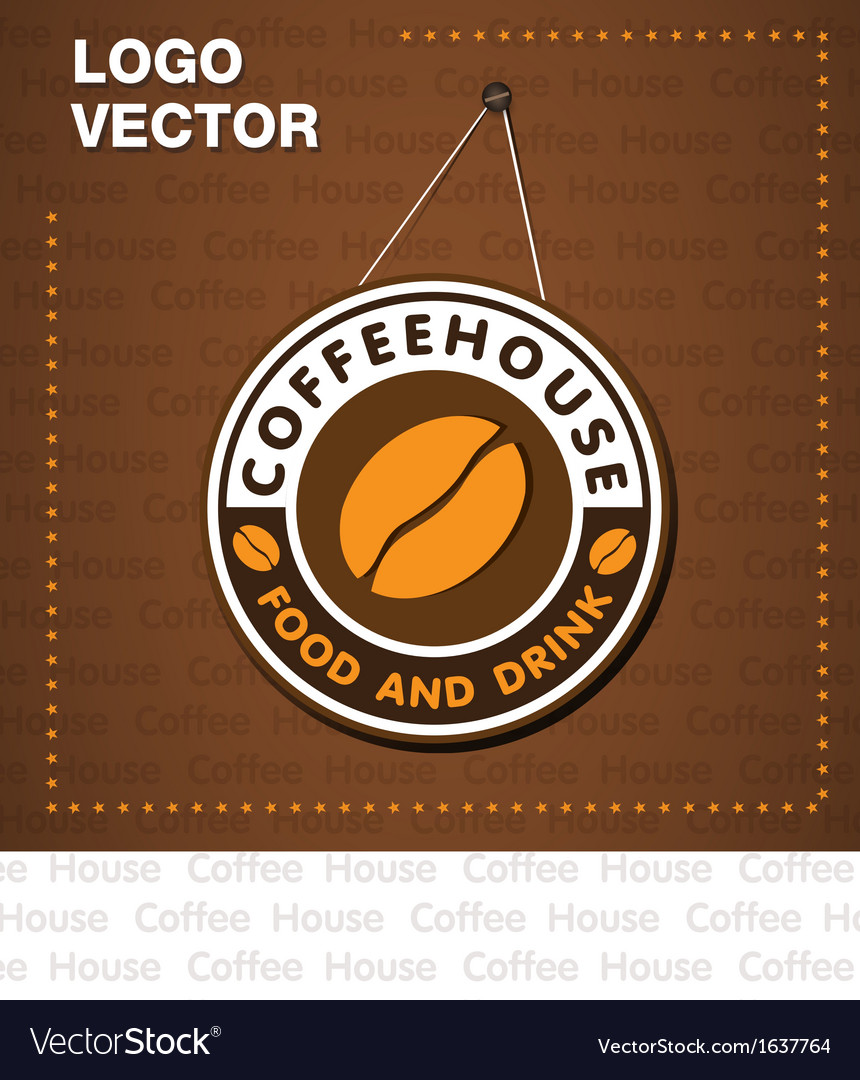 Coffee logo vector   Price: 1 Credit (USD $1)
