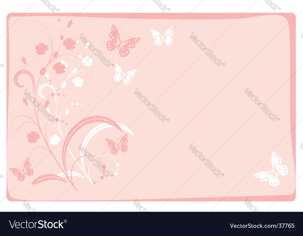 Fine butterflies vector | Price: 1 Credit (USD $1)