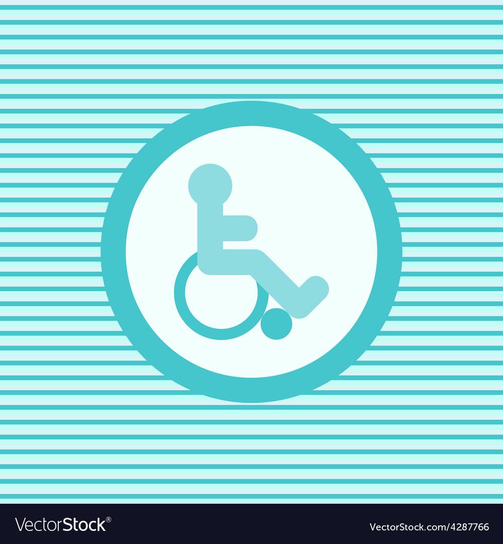 Invalid color flat icon vector | Price: 1 Credit (USD $1)